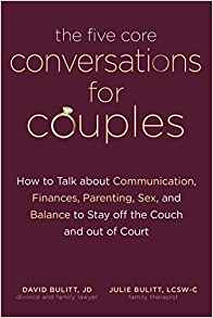 THE 5 CORE CONVERSATIONS FOR COUPLES AVAILABLE FOR PRE-ORDER!